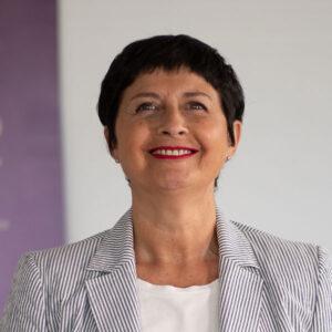 Catia Massari, presidente e docente Accademia Eidos Formazione