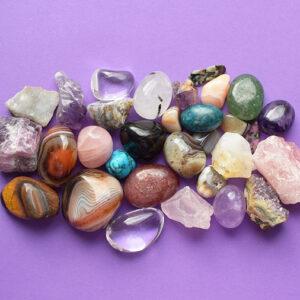 Cristalli e pietre